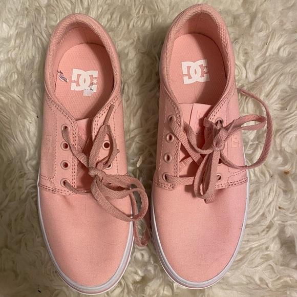 DC Platform Sneakers